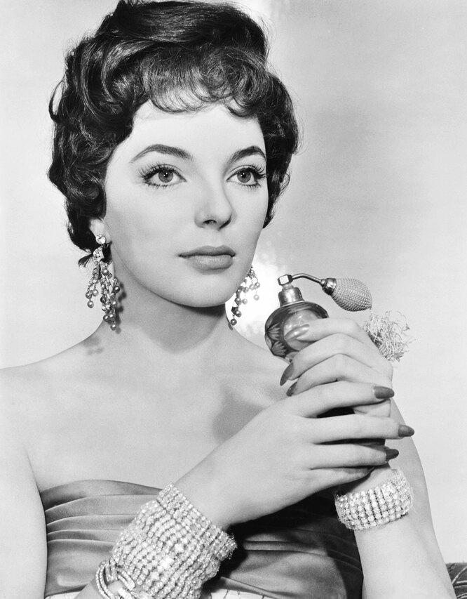 Джоан Коллинз, 1950