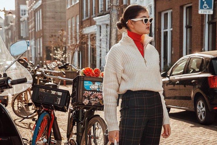 Свитер намолнии: как сделать любимую вещь полярников модной