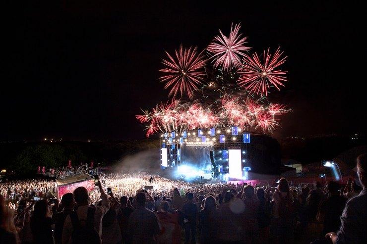 Фестиваль Усадьба Jazz вКоломенском посетили 45 000 человек