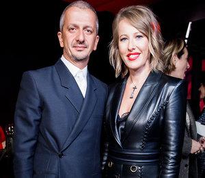 Ксения Собчак встретилась сэкс-женой Константина Богомолова напремьере нового сезона «Содержанок»