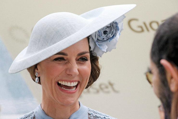 В Кенсингтонском дворце произошла кража. Как отреагировала Кейт Миддлтон?