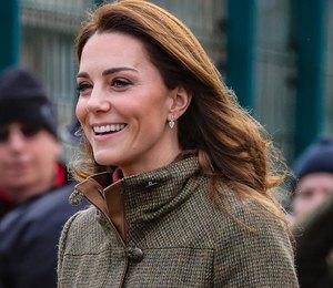 Кейт Миддлтон растерялась, когда ей задали вопрос про Елизавету II