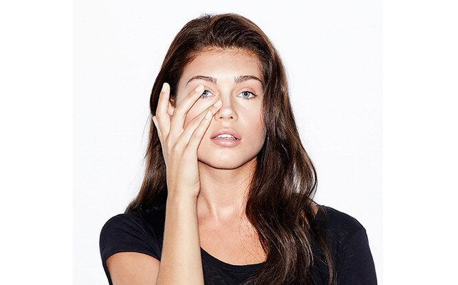 визуально уменьшить нос фото