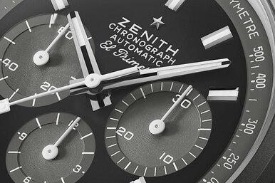 Редкий экземпляр: Zenith выпустили те самые часы, закоторыми коллекционеры охотились 50 лет