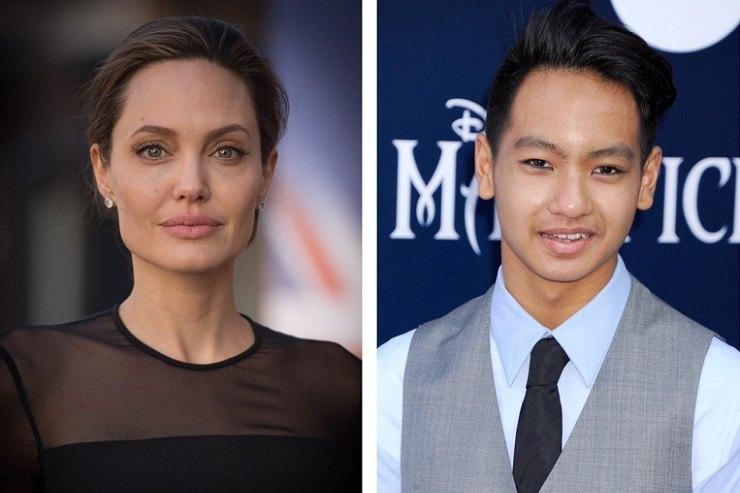 Фильм Анджелины Джоли спродюсировал ее 15-летний сын