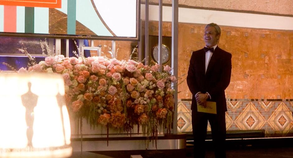 Брэд Питт произвел фурор на Оскаре после слухов в СМИ о тяжелой болезни