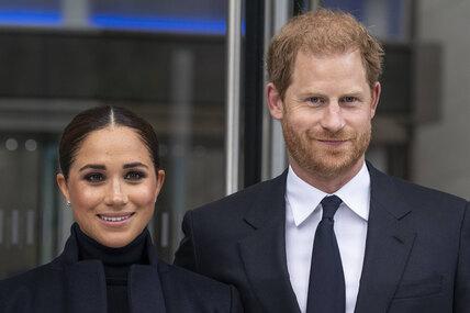 Принца Гарри иМеган Маркл раскритиковали зато, что они отнеслись ксвоей поездке вНью-Йорк как ккоролевскому турне