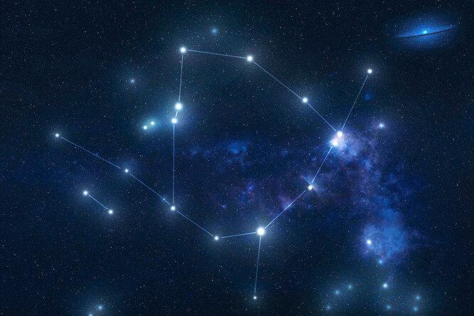 Созвездие «Змееносца»