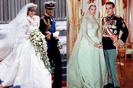 7 свадебных нарядов звезд, навсегда вошедших висторию