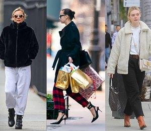 Модные женские штаны на все случаи жизни: 5 любимых моделей голливудских звезд