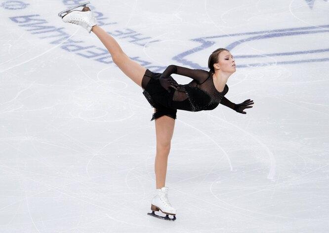 Анна Щербакова,
