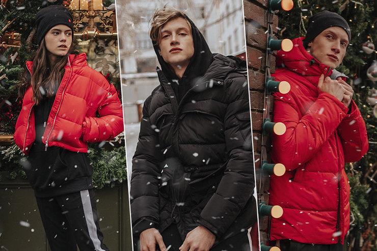 Пережить зиму: новые модели курток ZASPORT