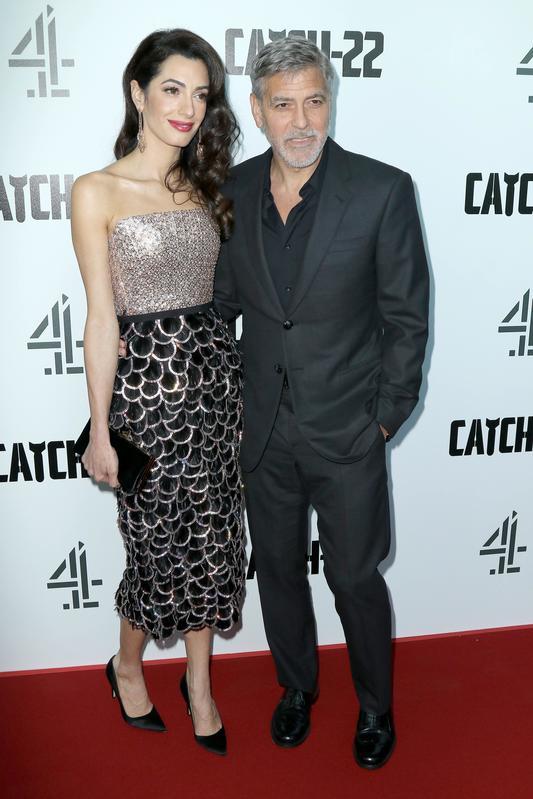 Джордж и Амаль Клуни уже готовятся к пополнению