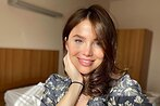 «Сначала подумала, что это Джоли!»: певица Алекса гипнотизирует фанатов фигурой всамом модном купальнике этого лета