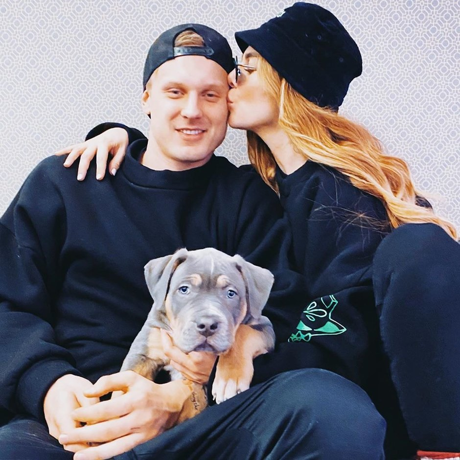 Анна Седокова счастлива вотношениях сЯнисом Тиммой