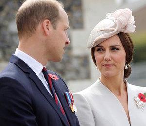 Принц Уильям рассказал, почему не носит обручальное кольцо